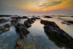 DSC_2011-2 (rhu dua) Tags: nature sunrise nikon lee hoya nd8 d7100 gnd09s sjpeg