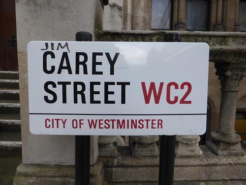 Jim Carey Street