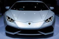 Mondial de l'auto 2014 Paris - Lamborghini Hurucan (ati4850) Tags: show paris car de voiture lamborghini supercar mondial 2014 lauto hurucan
