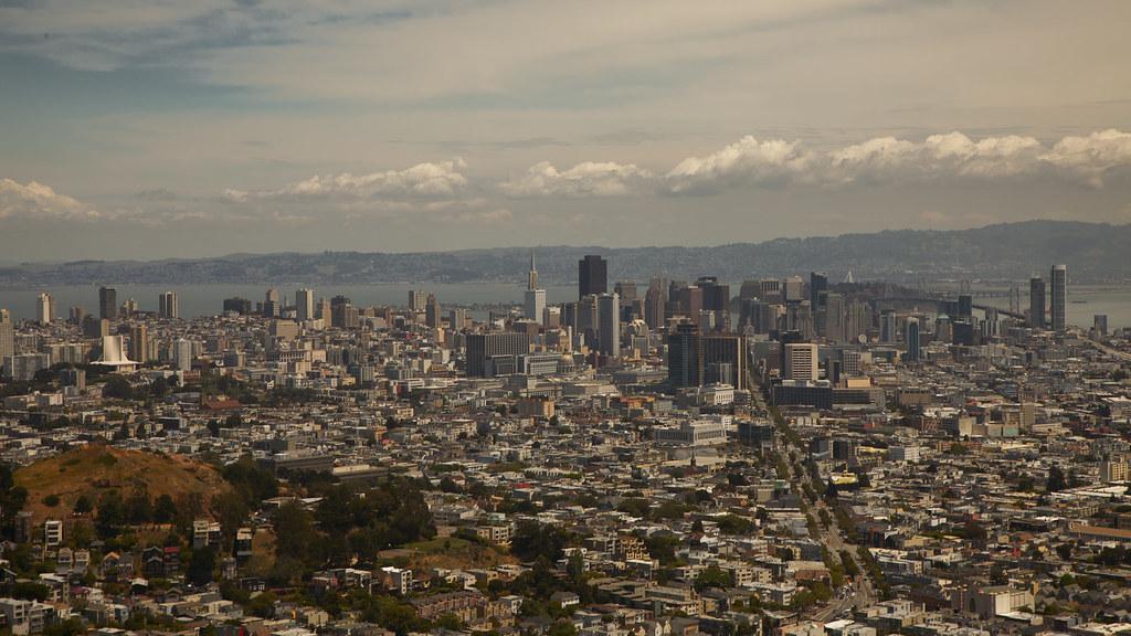 San Francisco Skyline Downtown