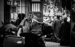 PB300007.jpg (Presence Inc) Tags: street light portrait people urban bw night dark temple photography singapore mood streetphotography wideangle historical nightlife tradition everyday society omd urbanscape joochiat nightpeople filmmood