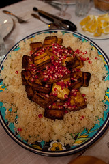 Tofu (Zlatko Unger) Tags: california ca holiday cali dinner vegan tofu delicious vegetarian rosh hashanah beats