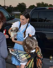 Halloween 2011 (Tejas Cowboy) Tags: halloween dorothy costume texas oz wizard or tx land treat trick 2011