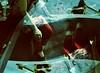 (bill bold II) Tags: film 35mm doubleexposure analogue homedeveloped kodakeir olympusom2n colourinfared fujixpressc41