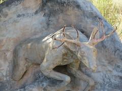 Leaping out of the rock (jamica1) Tags: canada bc spirit okanagan columbia ridge british osoyoos nkmip