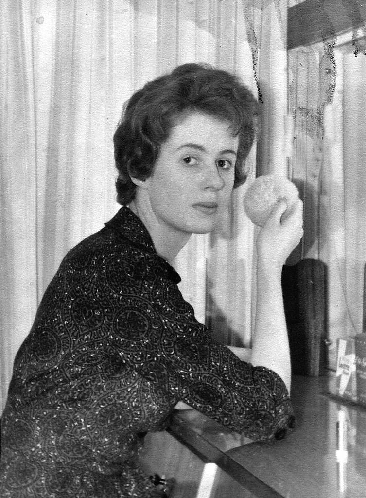 Sandra 'Milne' Connor 1960s