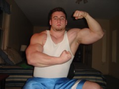 bb1 (davidjdowning) Tags: men muscles muscle muscular bodybuilding buff bodybuilder biceps