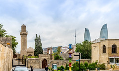 03.10.2014_00018.jpg (dancarln_uk) Tags: city travel architecture night towers baku azerbaijan palace flame baki shirvanshahs azərbaycan baky şirvanşahlar şəhər içəri