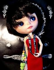 Blythe-a-Day November#9: Dress Ups: Nylah