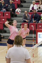 DJT_4215 (David J. Thomas) Tags: college sports athletics women volleyball arkansas bison scots naia batesville hardinguniversity lyoncollege