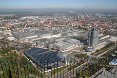 Bmw plant, Munich!