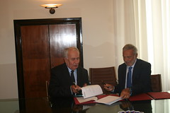 Firma Accordo Quadro CNR Futuridea