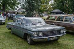1960 Oldsmobile Super 88 Holiday Hardtop (el.guy08_11) Tags: france ledefrance voiture collection oldsmobile 1960 ecquevilly