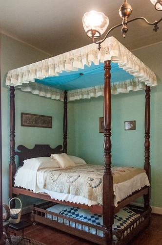 Big house bedroom