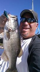 Fishing in 3D 2 (Caveman Catching) Tags: lake fish outdoors fishing bass equipment tackle bait lure largemouth crank freshwater caveman crankbait markavery yozuri