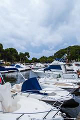 Cala Galdana (svetlana.koshchy) Tags: islands spain yacht menorca cala balearic galdana