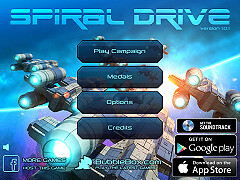 宇宙爭霸戰(Spiral Drive)