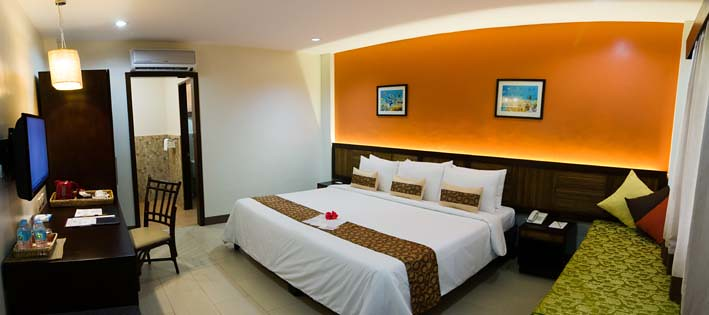 Bohol Beach Club - Deluxe Room (Super King)