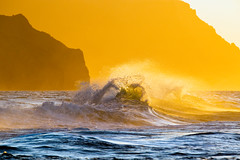 golden II (IanLudwig) Tags: canon photography hawaii kauai hawaiian beaches tog togs niksoftware hawaiiphotos vsco cep4 canon5dmkiii hawaiianphotography 5dmkiii canon5dmarkiii ianludwig canon70200mmf28lisusmii lightroom5 canon2xtciii adobephotoshopcc