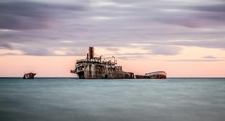 The Steel Island