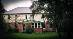 Old Nurses Accommodation at Hanmer Springs (Ballet Queen2013) Tags: springs abandonded nurses hanmer