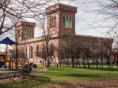 Romanzo gotico (GpRiccardi) Tags: bustoarsizio castello tessitura museo gotico