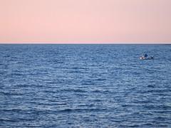 (lucepnx) Tags: sunset sea spring colors warm nature landscape croatia umag istria photography gameoftones tones warmcolors