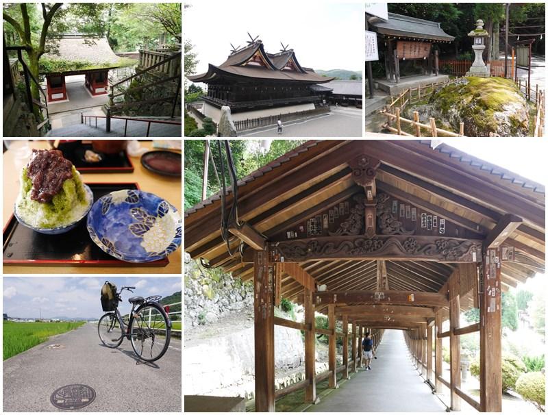日本岡山旅遊.吉備津神社.桃太郎.迴廊.page