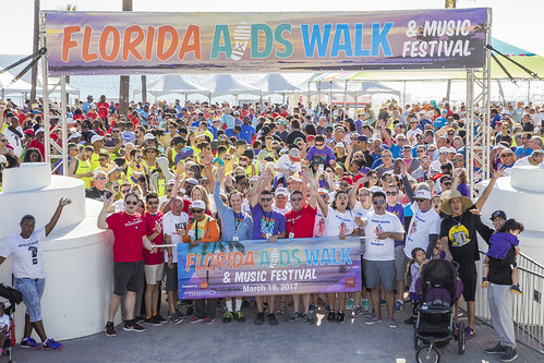 2017 Florida AIDS Walk