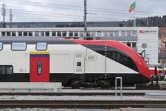 St Gallen - Bombardier SBB FV-Dosto (Kecko) Tags: 2017 kecko switzerland swiss suisse svizzera schweiz ostschweiz stgallen sg europe bahn bahnhof station eisenbahn railway railroad zug train bombardier sbb twindexx express fvdosto rabe5022038 948505022038chsbb ir200 swissphoto geotagged geo:lat=47422110 geo:lon=9367390