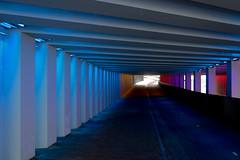 _DSC2657 (durr-architect) Tags: tunnel vision herman kuijer light installation dutch underpass zutphen netherlands architecture art designer artist colourful luminescent motorists cyclists pedestrians time space kcap baljon baauw royal haskoning dhv bam prorail train railway