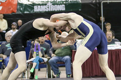 591A7840.jpg (mikehumphrey2006) Tags: 2017statewrestlingnoahpolsonsports state wrestling coach sports action pin montana polson