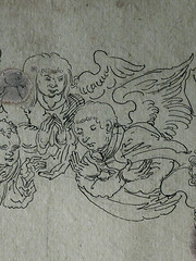 CRANACH Lucas (Ecole) - Le Jugement Dernier (drawing, dessin, disegno-Louvre INV18929) - Detail 09 (L'art au présent) Tags: art painter peintre details détail détails detalles drawing dessins dessin disegno personnage figure figures people personnes dessins16e 16thcenturydrawing 16thcentury peintureallemande germanpaintings tableaux louvre paris france museum lucascranach l'ancien lucas cranach allemagne germany anges angels angel girl femmes jeunefille fille jeune hommes monster hell enfer paradis paradise god dieu vices vice love amour young youngwoman femme jeunefemme bare naked nude nue nudefemale nakedman woman women enfant kid kids children child man men face faces visage portrait