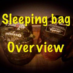 Sleeping bag overview. (Ontario_BWO) Tags: equipment gear summersleepingbag wintersleepingbag sleepingbagreview sleepingbag campingequipment backpackingequipment campinggear backpackinggear hiking backpacking camping