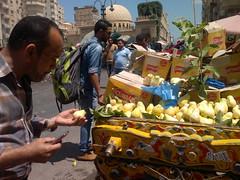 Guava season (sendroiu) Tags: egypt alexandria guava street streetfood trade fruits market backpack