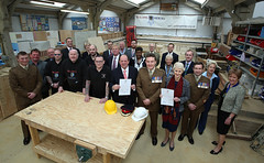 """Building Heroes & Chichester College Joint Armed Forces Covenant Signing • <a style=""""font-size:0.8em;"""" href=""""http://www.flickr.com/photos/146127368@N06/33184084320/"""" target=""""_blank"""">View on Flickr</a>"""