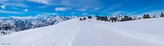 La piste des fondeurs (jpto_55) Tags: panorama neige montagne plateaudebeille ariège france xe1 fuji fujifilm fujixf1855mmf284r ngc