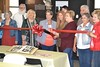 Ribbon Cutting Museum Theatre Exhibit