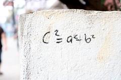 (shannon abigail simbulan.) Tags: math equation philippines palawan tagging graffiti