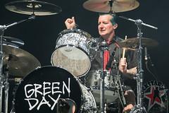 Green Day - Joe Louis Arena - Detroit, MI - March 27th 2017