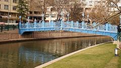 mavi köprü