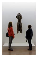 untitled (Guillaume DELEBARRE (Guigui-Lille)) Tags: art children museum canon 6d sigma85f14 lam nord statue musée enfants f4 candid