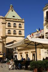 Marsala, Piazza della Repubblica,  Complesso di San Pietro, Sternwarte (HEN-Magonza) Tags: marsala sizilien sicily sicilia italien italy italia