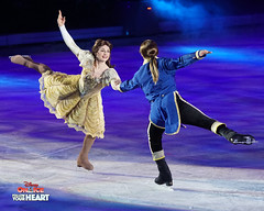 Prince Adam & Belle - Beauty and the Beast (DDB Photography) Tags: disney disneyonice ice waltdisney disneyphoto disneypictures disneycharacters dreambig mickey mickeymouse minnie minniemouse mouse feld feldentertainment donaldduck duck goofy figure skate figureskate show iceshow prince princess princesses castle animation disneymovie movie animatedmovie fairytale story rogerscentre rogers skydome toronto ontario canada princessbelle belle princeadam adam beauty beast gaston cogsworth lumiere potts chip