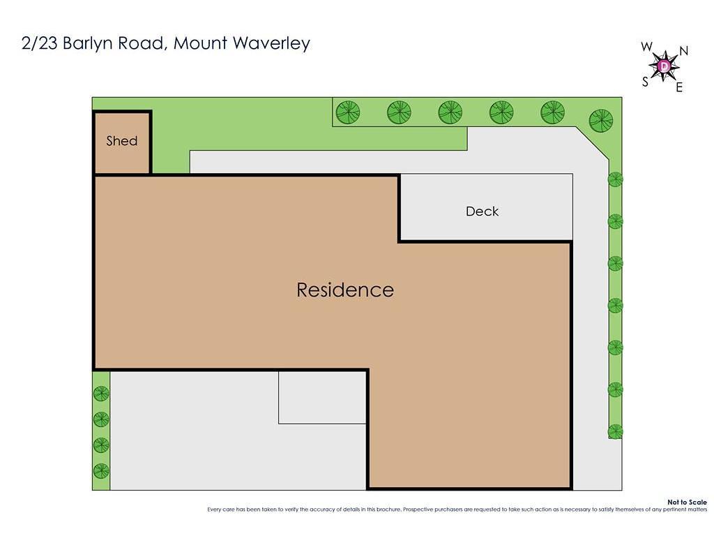 2/23 Barlyn Road floorplan