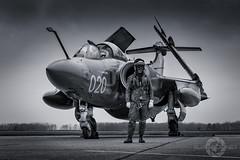 """ Bucc Jock"" (simonjohnsonphotography.uk) Tags: raf aircraft nikon aviation xx894 jet bruntingthorpe royalnavy tle sjaviationnet nightshoot airshow blackburnbuccaneer"