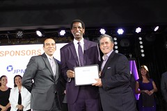 A.C. Green Youth Foundation at 2017 Estrella Award Announcements