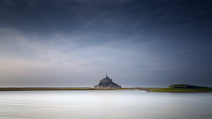 The Mount (Tony N.) Tags: france normandie normandy montsaintmichel mount poselongue longexposure tonyn tonynunkovics vanguard d810 nikkor1635f4