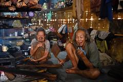 Old Apatani couple (._-Patrick-_.) Tags: apatani couple ziro valley arunachal pradesh arunachalpradesh indie northeastindia