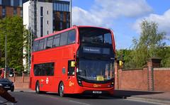London Central EH124 - Clapham Junction (SW11simon) Tags: sn66wov eh124 londoncentral goaheadlondon goahead southern southernrailway southerntrains railreplacement railreplacementbus bus transport publictransport londonbus alexanderdennis adl adlenviro40hmmc enviro40hmmc e40hmmc